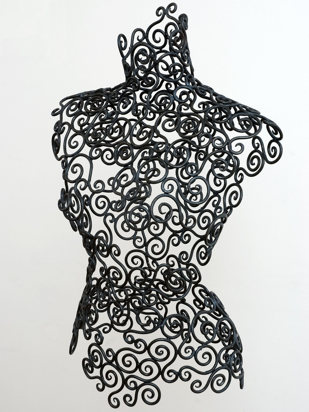 Steel Vest: Kristen Fahrig