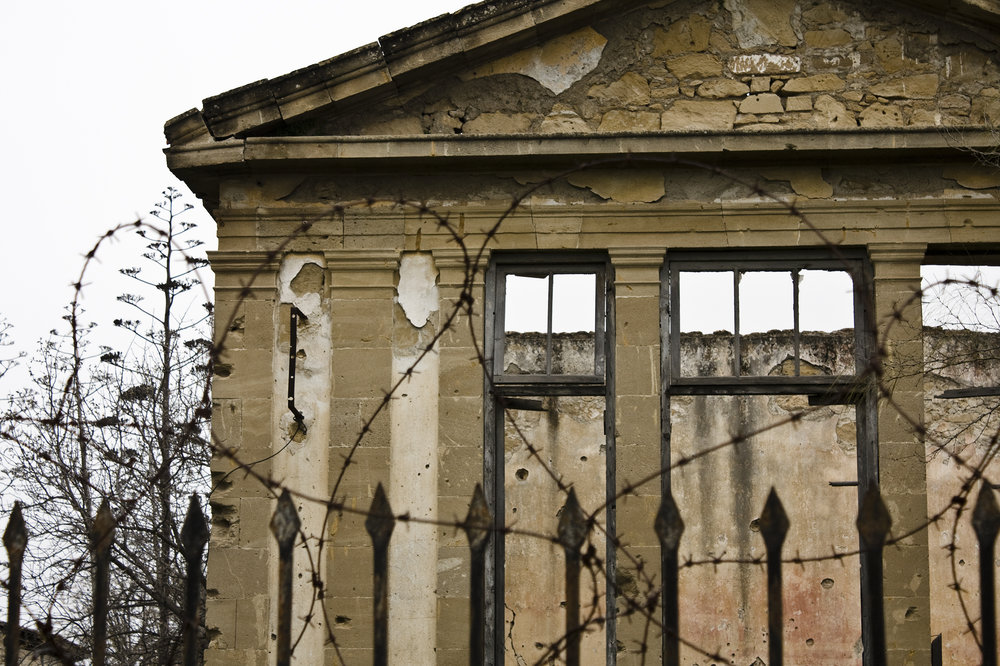 UN Buffer Zone: Nicosia, Cyprus