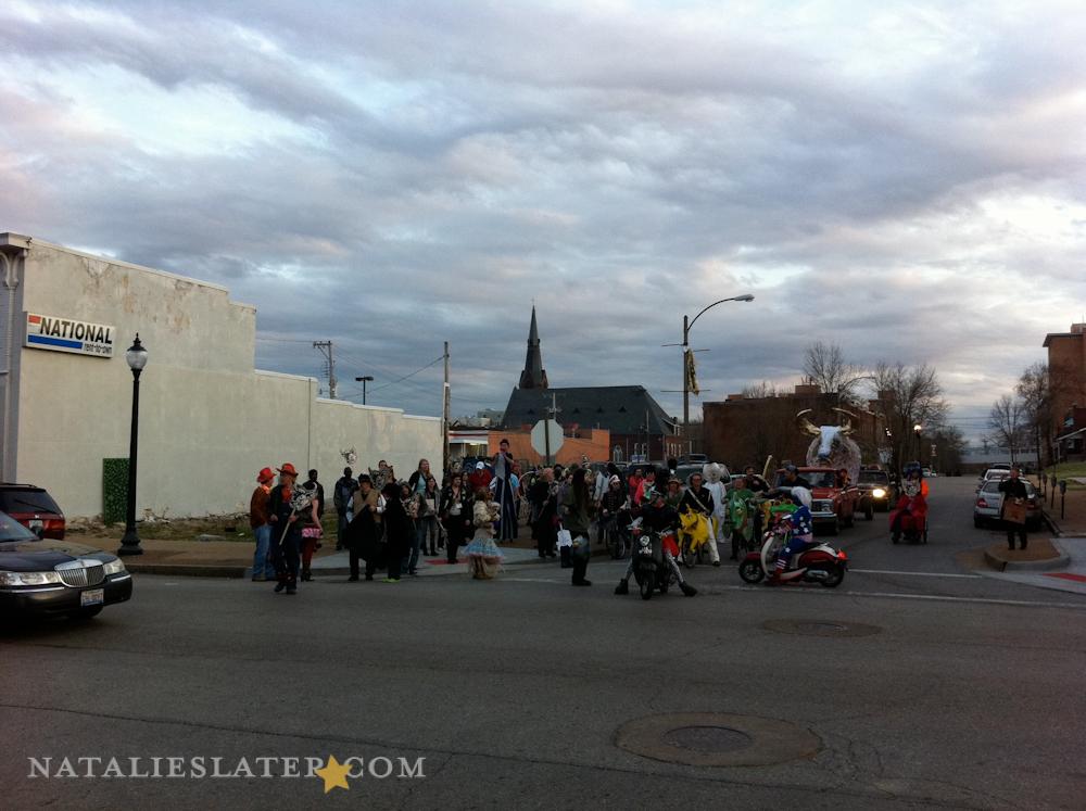 Crazy Parade