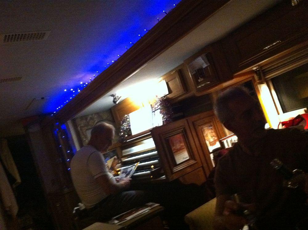 Robert: the man with the organ