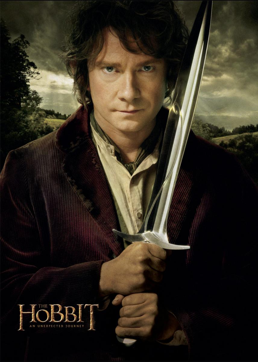 """Nels Israelson """"The Hobbit"""" 2011"""
