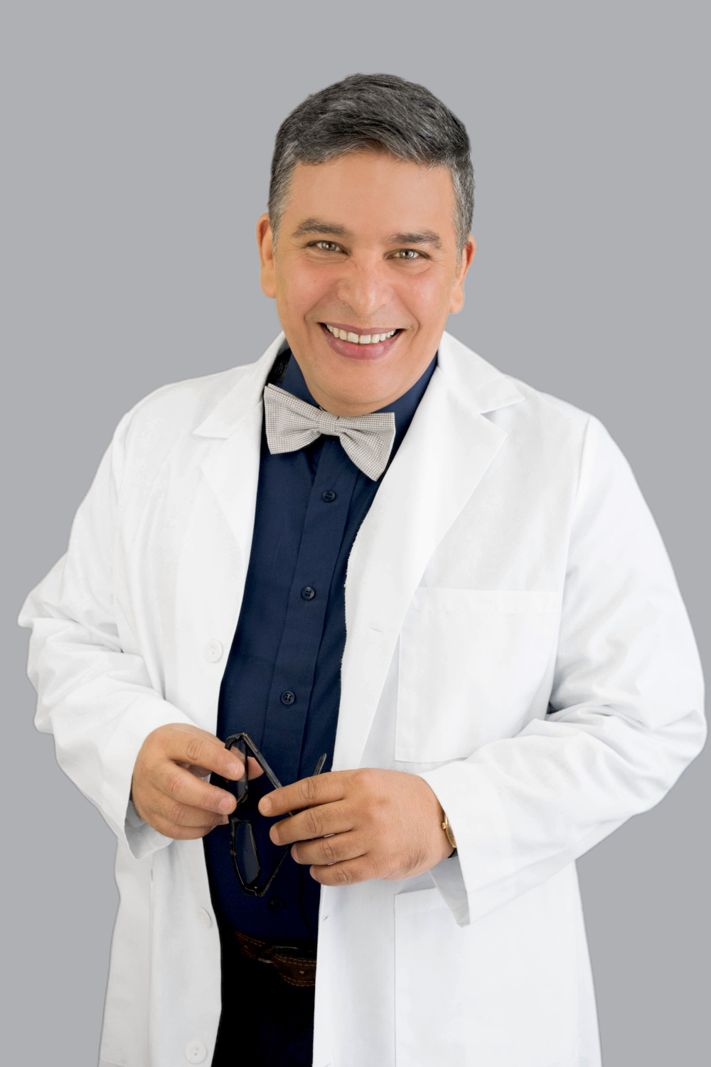 """DR. ROMAN"" William Goite"