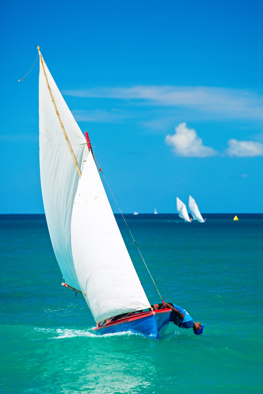 Grenada Sailing Festival Workboat Regatta
