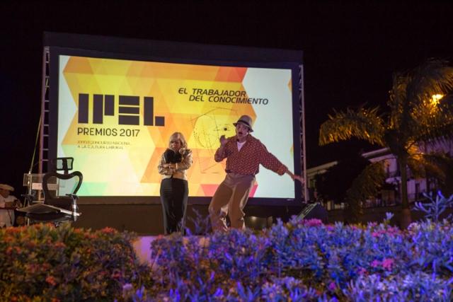 Maquinón y Bisexy estuvieron en el lanzamiento de los premios Ipel. El cierre de inscripciones es el 9 de junio. Más info. aquí...   Premios IPEL 2017