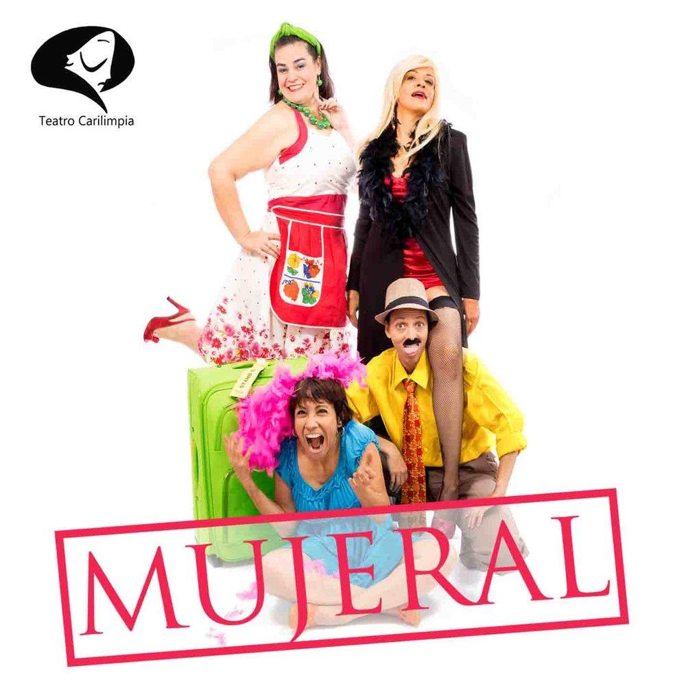 MUJERAL estará en el FIA 2017 (Festival Intl. de las artes de Costa Rica), el 8 y 9 de julio en el Edificio La Alhambra.