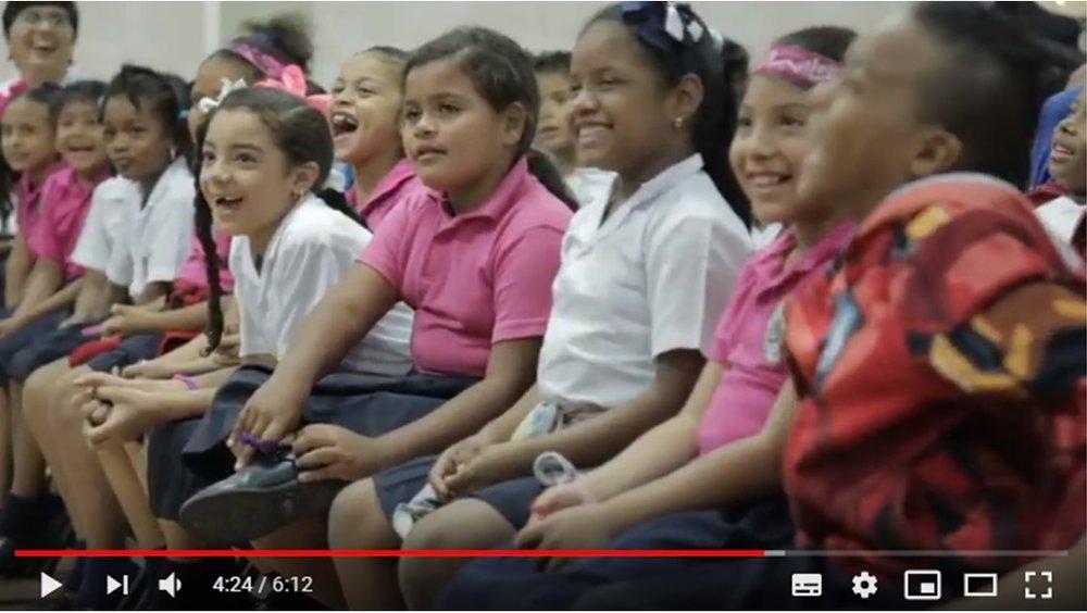 """Video documental de nuestra experiencia en el proyecto """"Teatro para fortalecer la relación de los niños con el mar"""". Ejecutado en 7 comunidades costeras del Distrito de Panamá en el 2018."""