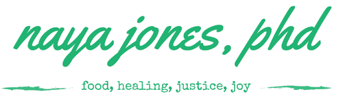 Naya Jones, PhD