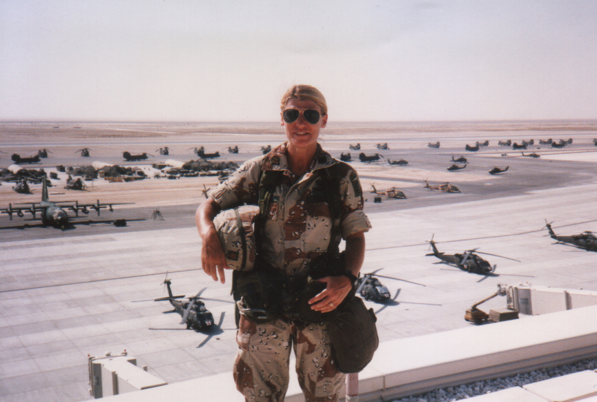 During Desert Storm, Maj. Ann Dunwoody was a Division Parachute Officer in the 82nd Airborne Division. Lt. Gen. Ann Dunwoody was confirmed by Congress July 23 for her fourth star, making her the first female four-star general in the U.S. Armed Forces. She will be assigned as the U.S. Army Materiel Command commanding general.