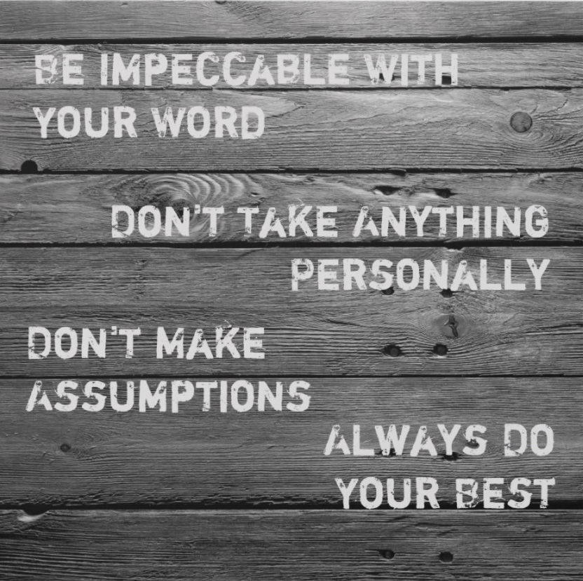 Four Agreements Women Can Make With Themselves Barbara Mcnally