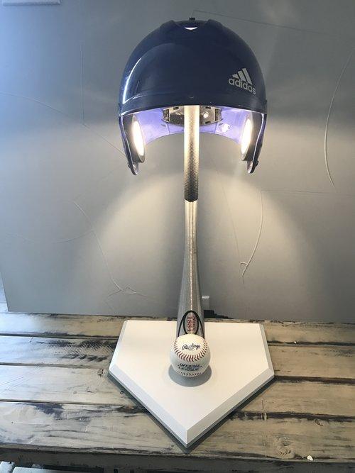 blue adidas baseball lamp - Baseball Lamp