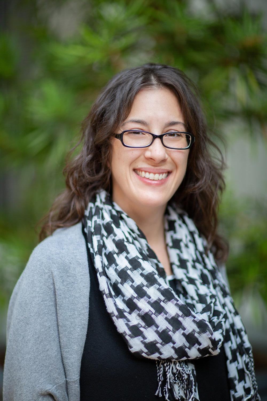 Katherine Bregar, M.A., Predoctoral intern