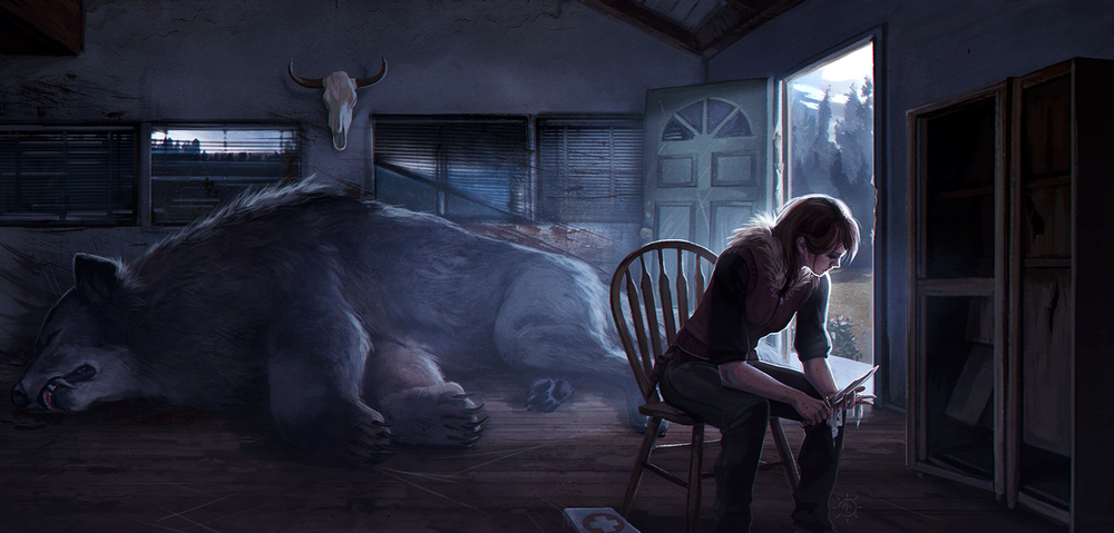 Nightfall: Scene Concept
