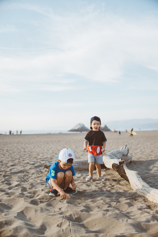Family Adventure Photography San Francisco