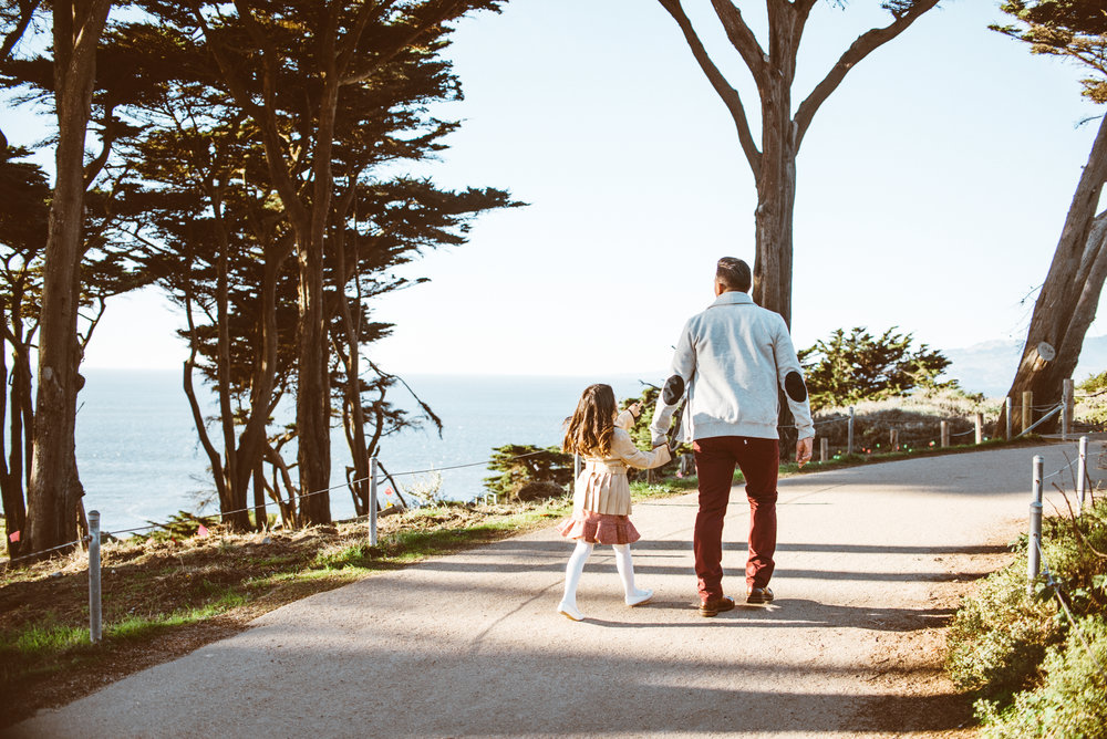 Family Adventure Session in San Francisco