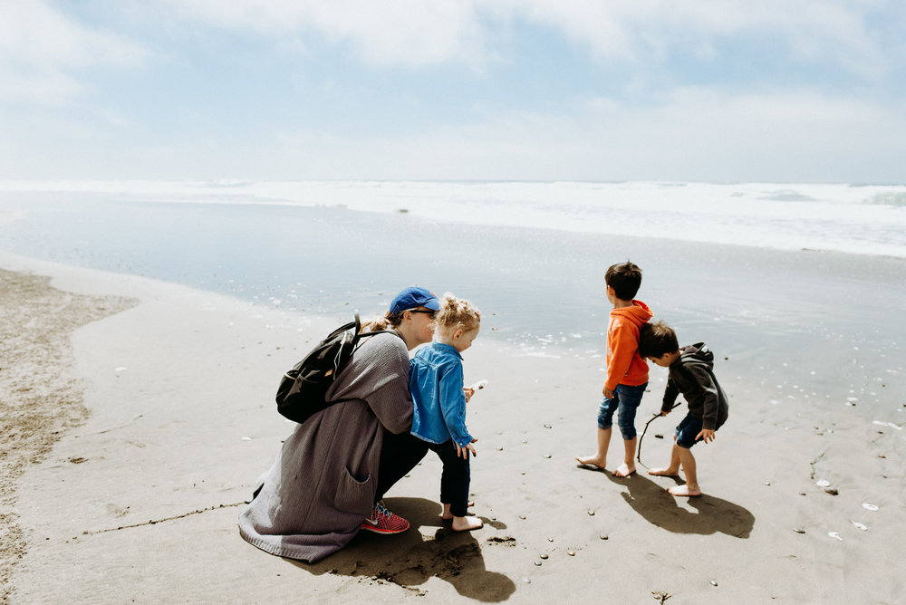San Francisco Family Photographer - LUMA Photography