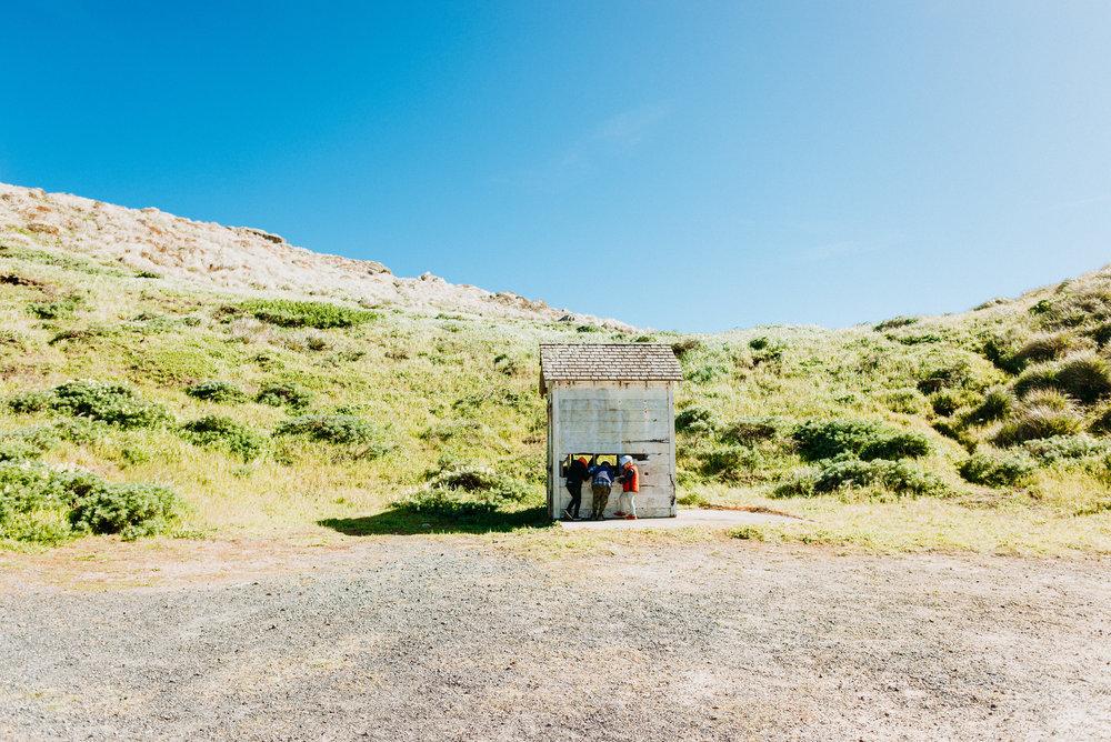 Point Reyes Lighthouse - LUMA Photography