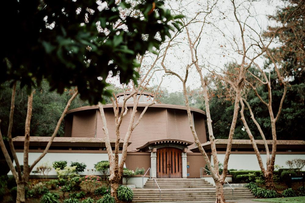 Mills College Chapel - Oakland, CA