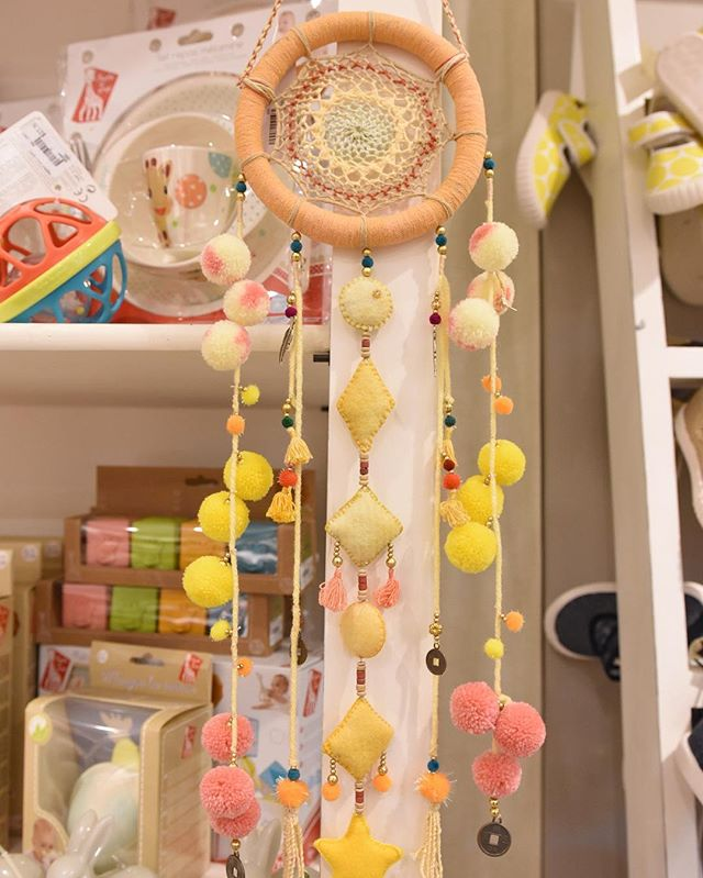 Dream a little dream.... #dreamcatchers #homewares #stoneandgrain #oceangrove #beachstyle #handmade