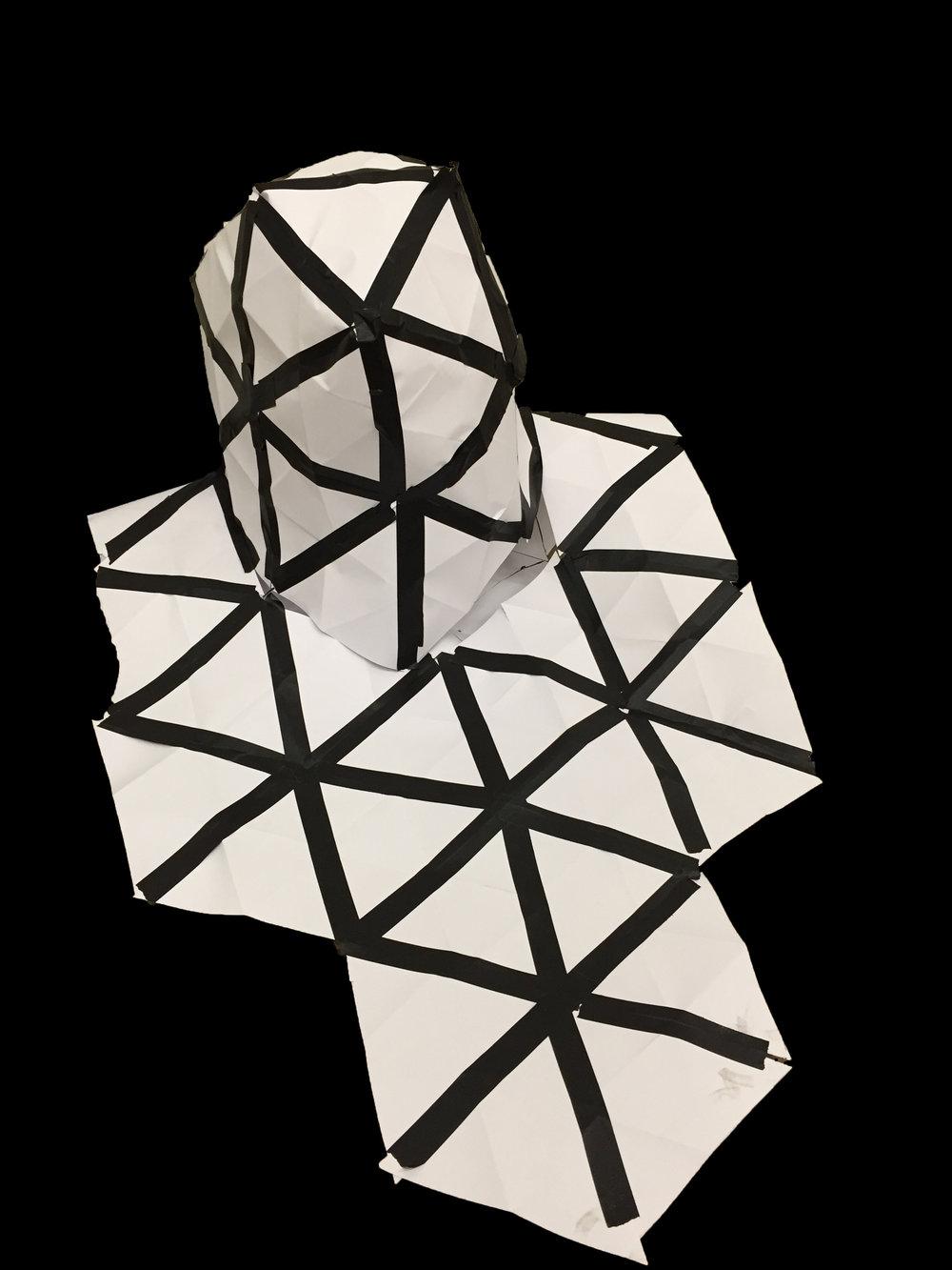 Paper protoype