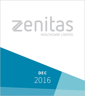 <a>Zenitas</a><strong>Acquisition of Dandenong & <br> St Kilda Medical Centres for <br> Zenitas Healthcare<br><br>Investor and Advisor<br>to Zenitas</strong>