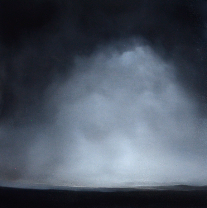 Matthew Metzger  Ohio based painter specializing in moody weather-based imagery.