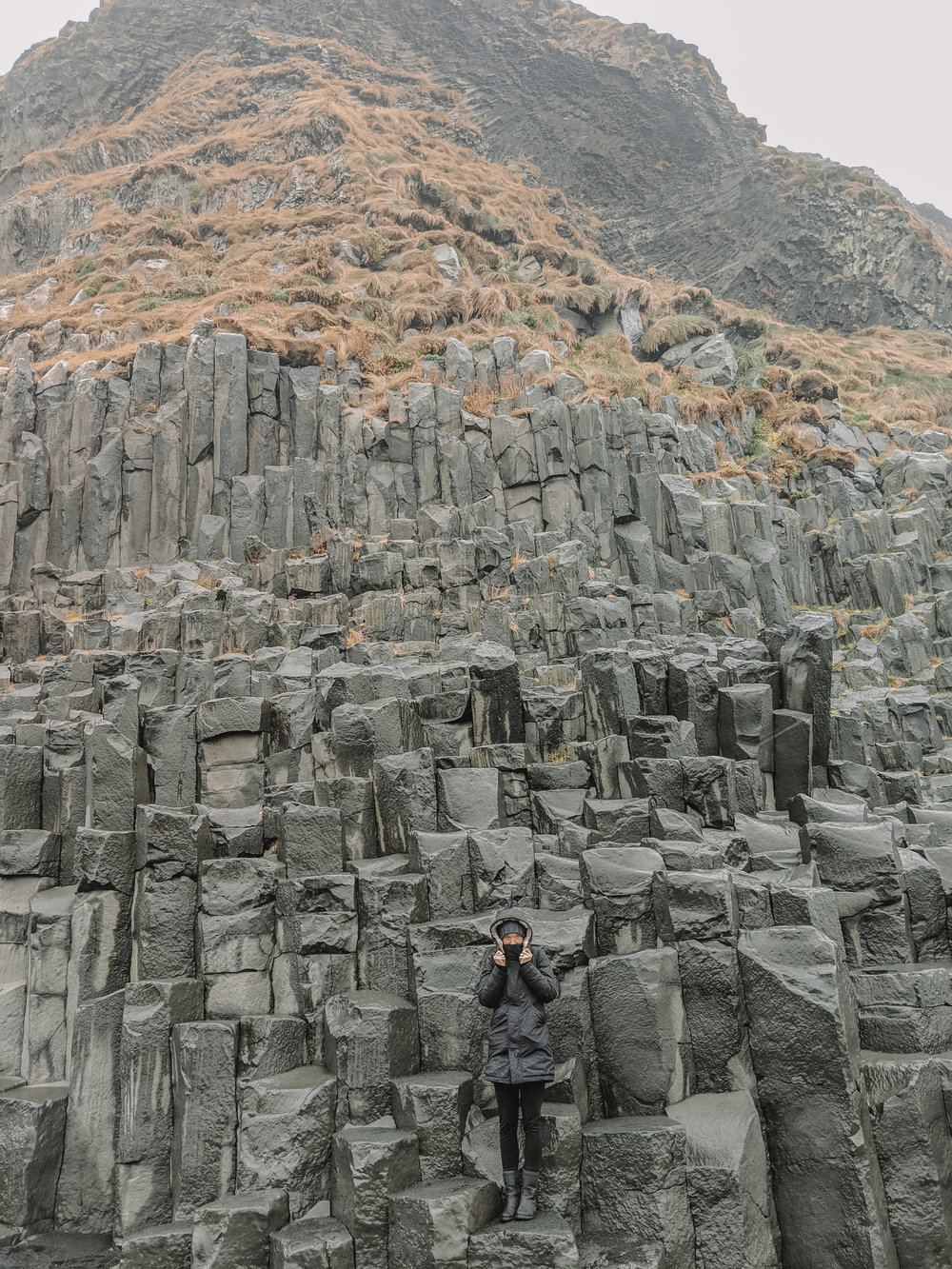 Last year we visited the Giants Causeway, we're starting to think that we'll have to make Basalt chasing a thing on every vacation!