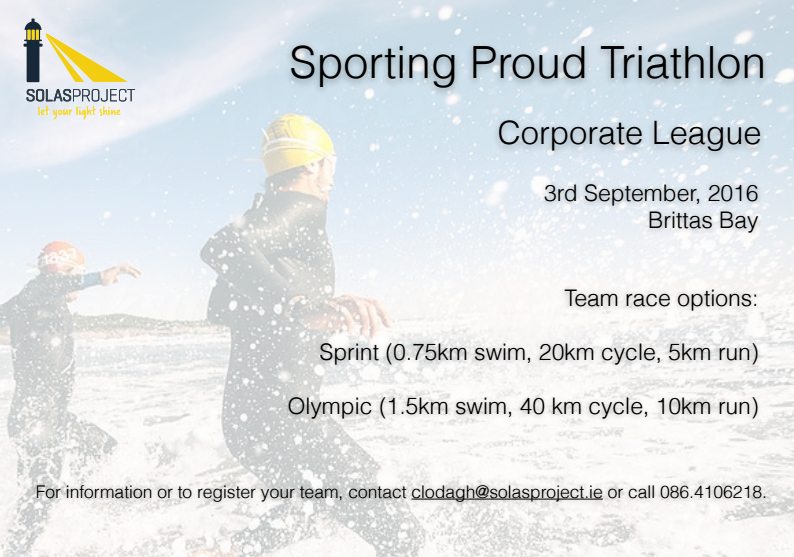Solas Project Triathlon