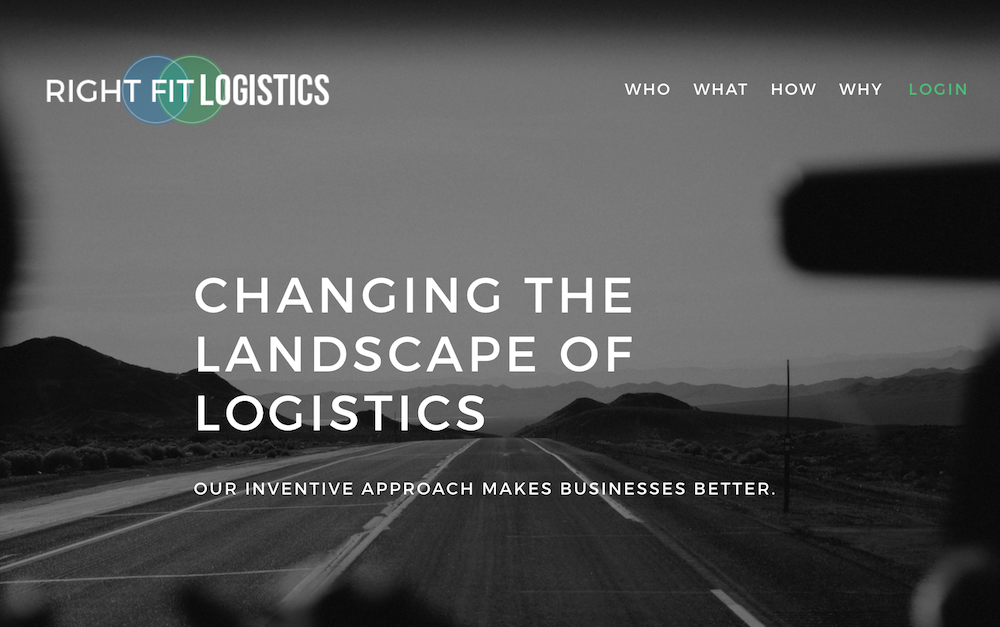 Right Fit Logistics