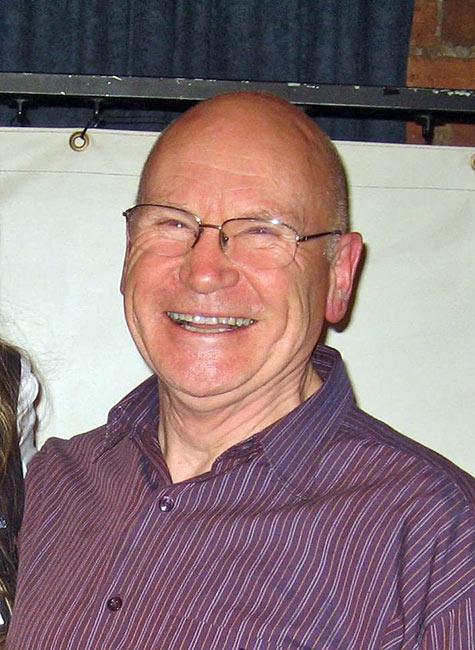 Tony MacCormick