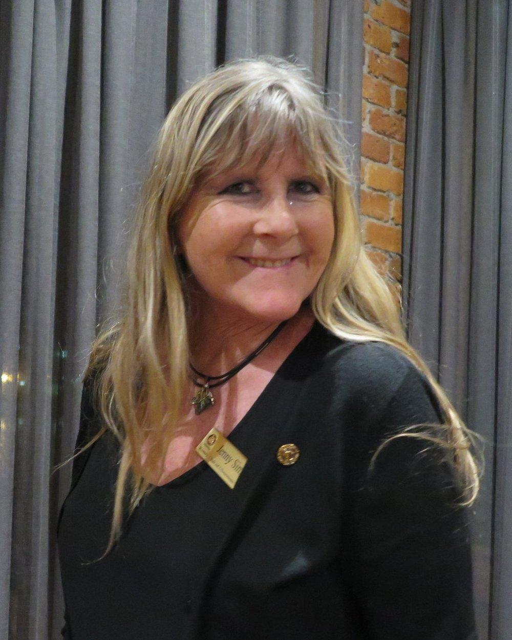 Jenny Simms