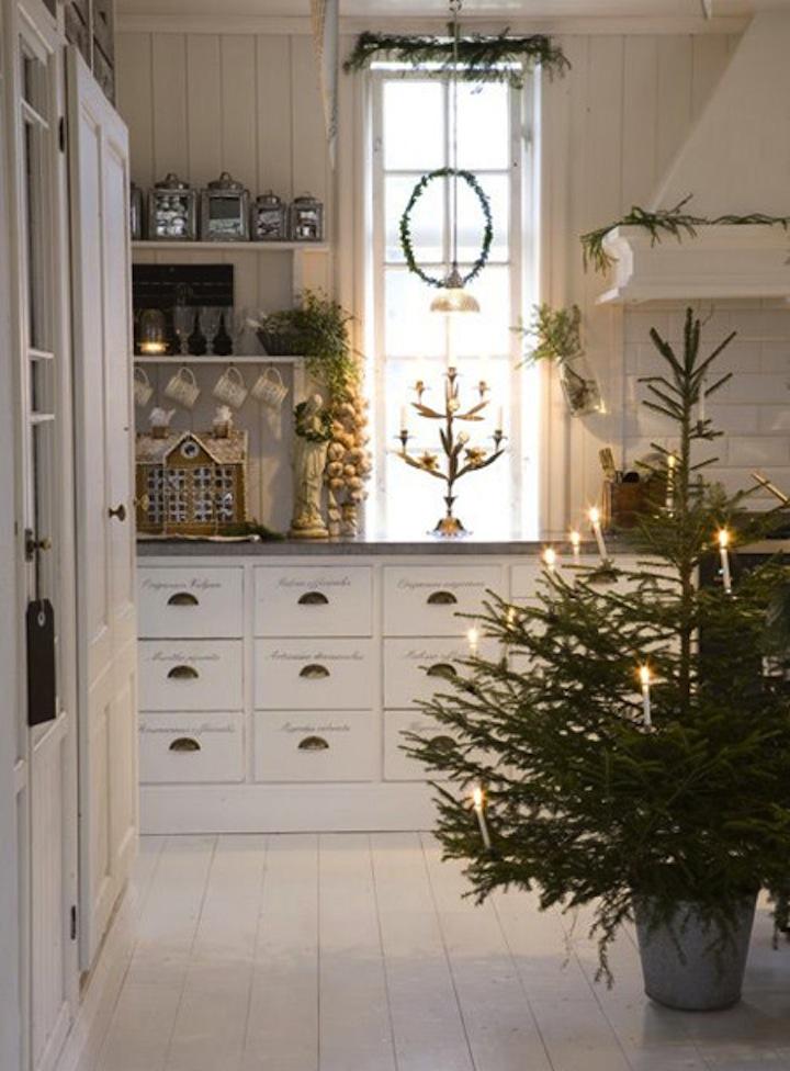 caroline's kitchen table - spruce & shelf collab