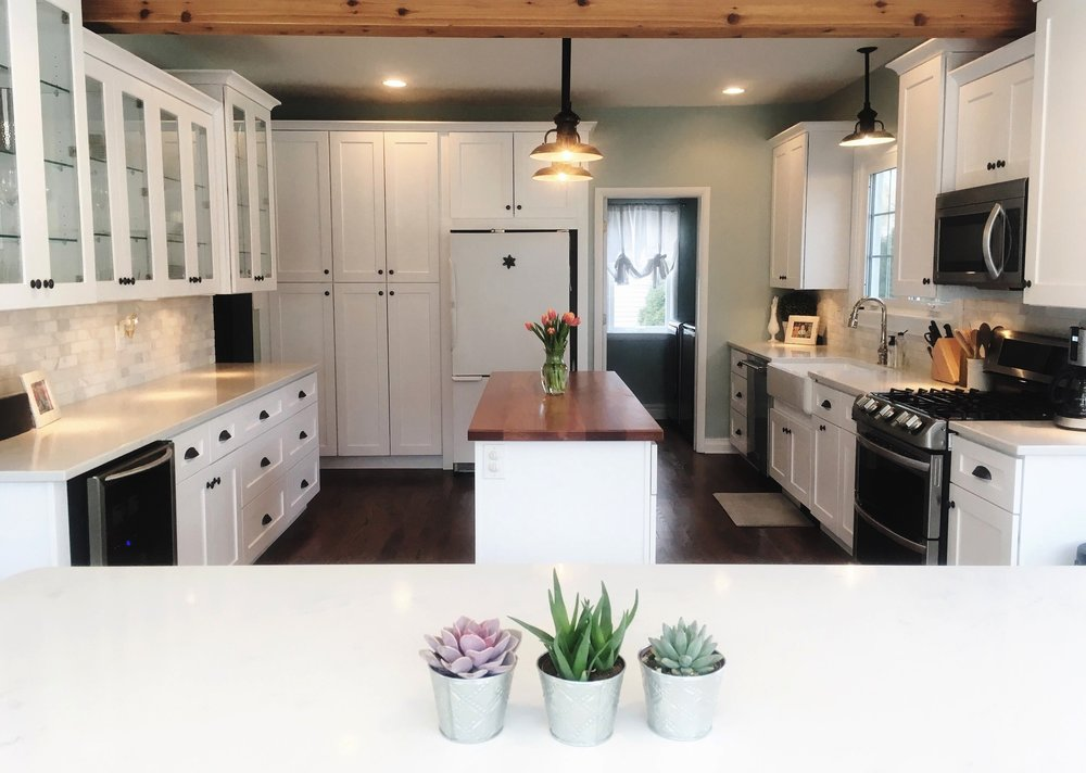 CKT Home Tour: Danielle and Doug's Kitchen