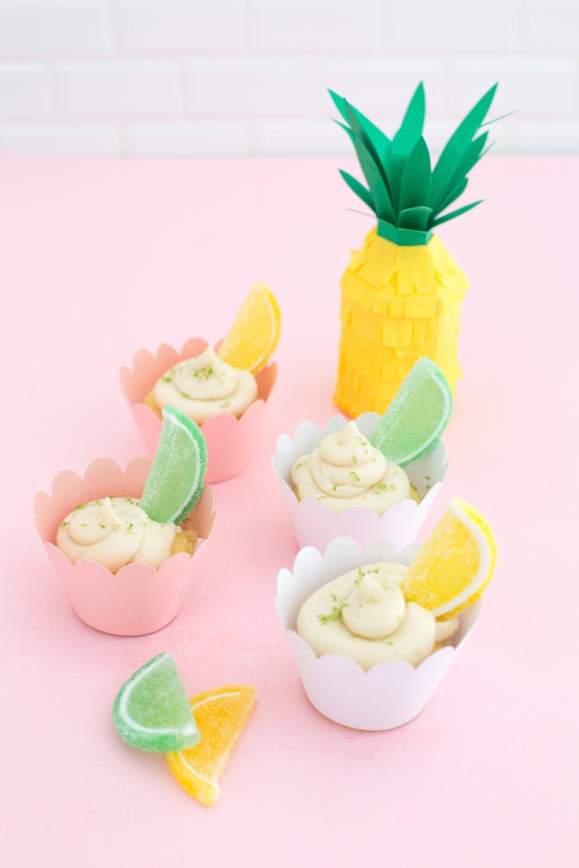 CKT Citrus Cupcakes