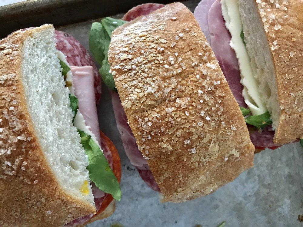CKT Italian Sub Sandwiches