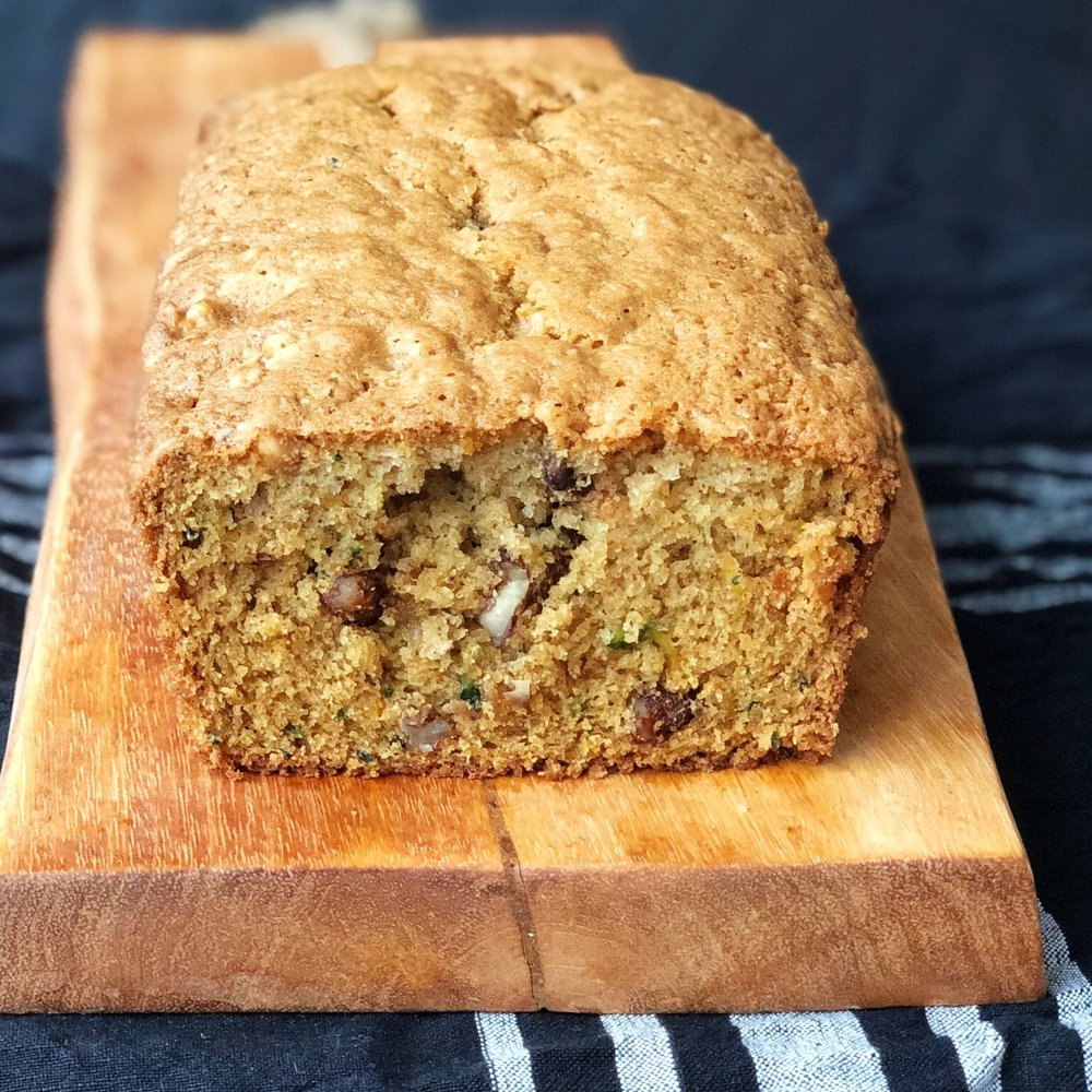 CKT Zucchini Bread