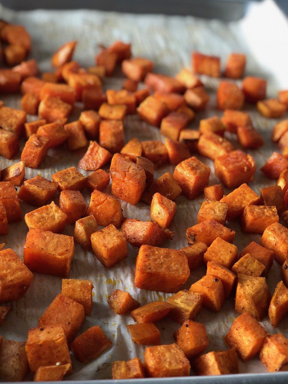 CKT Sweet Potatoes