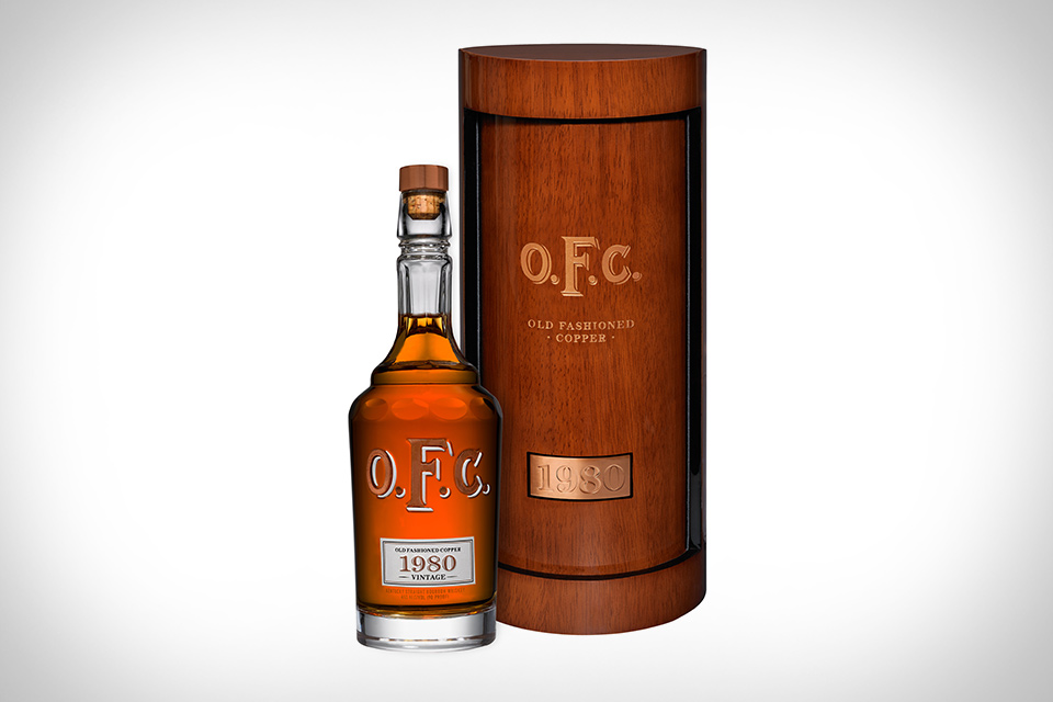 Buffalo Trace O.F.C. Bourbon.     Photo Source: Uncrate.com