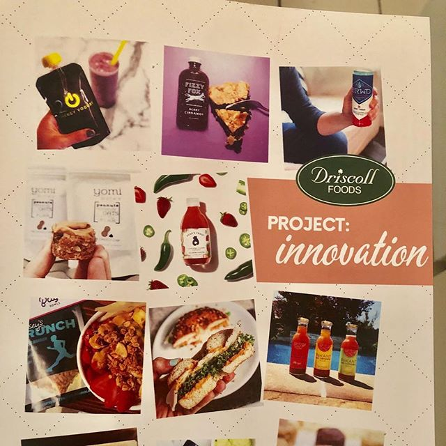 Over the weekend we were so honored to be apart of @driscollfoods Project: Innovation to be selected amongst the 10 start up companies to get a jump start and introduce our brand to a large customer base through the Driscoll family! Thank you to all that were involved to make this happen, especially Matt Christmas and his wife from @201energyyogurt 🙏❤️#startuplife #projectinnovation #smallbusiness #foodie #foodshow #driscolls #weekendhustle