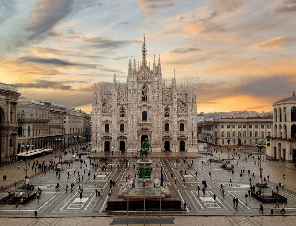 Duomo Cathederal Milan