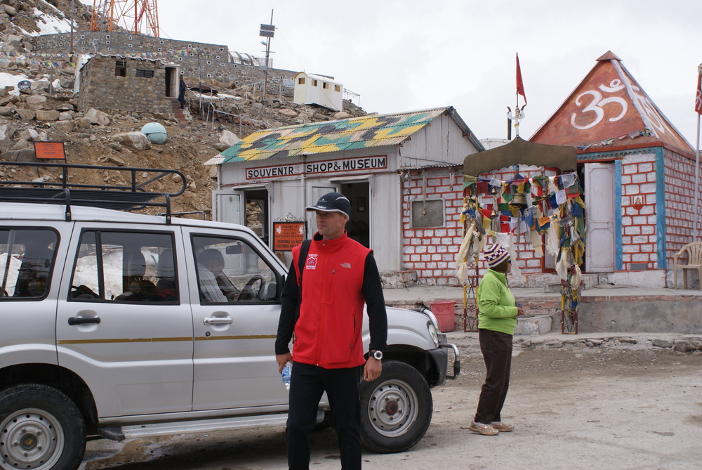 Views from Khardung La