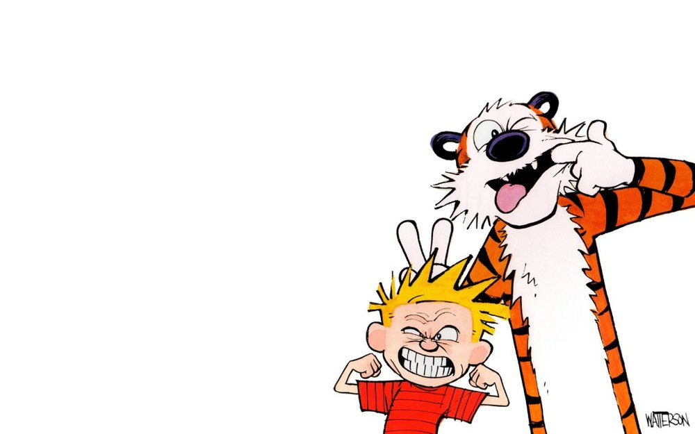 And Hobbes is within all of us.