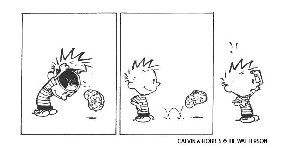 Calvin Brain