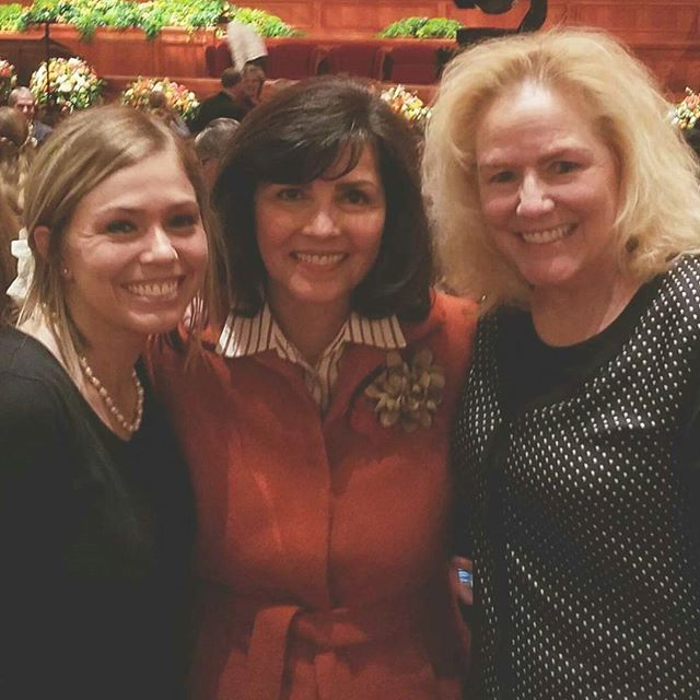 """These two women have helped make my life challenges, life changing. In the thick of darkness, my angel mother and Sister Stephens have both come to my rescue innumerable times, and in innumerable ways. As Brighton put it, this weekend our Arizona parents met our Utah parents. ...""""Parents"""" being interchangeable with """"heroes"""". I love these two women with all my heart. Thank you for this special weekend.  #444everfamily #JOYIsPossibleInDarkness #beBRAVEchooseJOY #bringingJOYtotheworld #the444project the444project.com"""