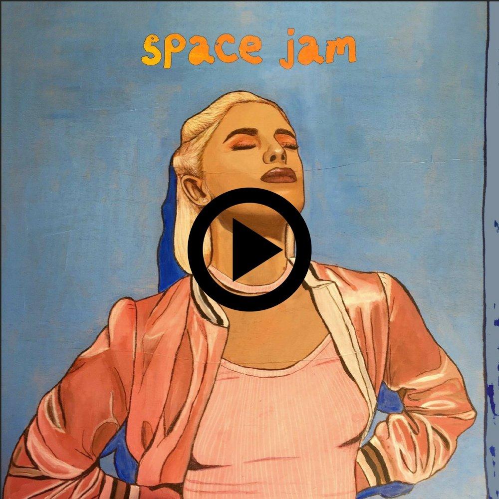 grace weber - space jam