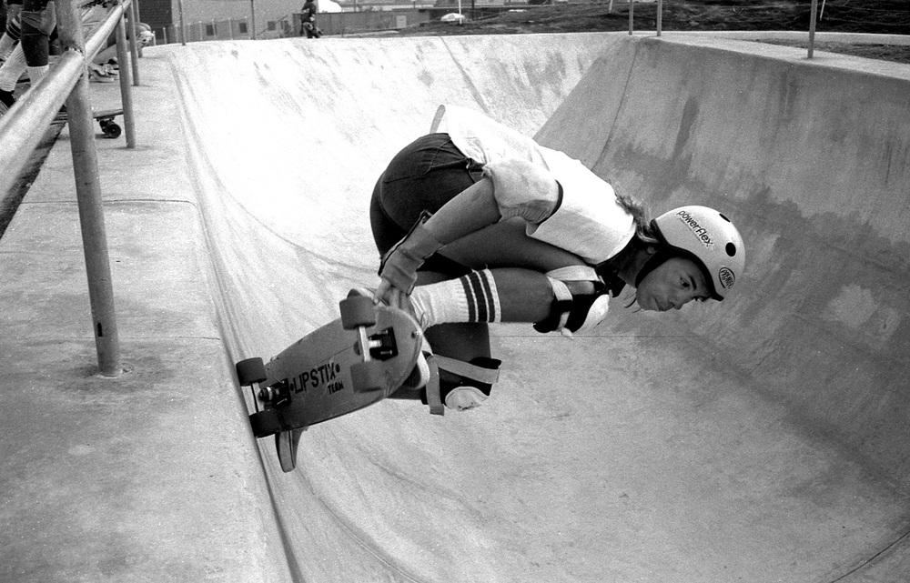 Jeff Humpton, Skatopia, Buena Park, CA, 1976