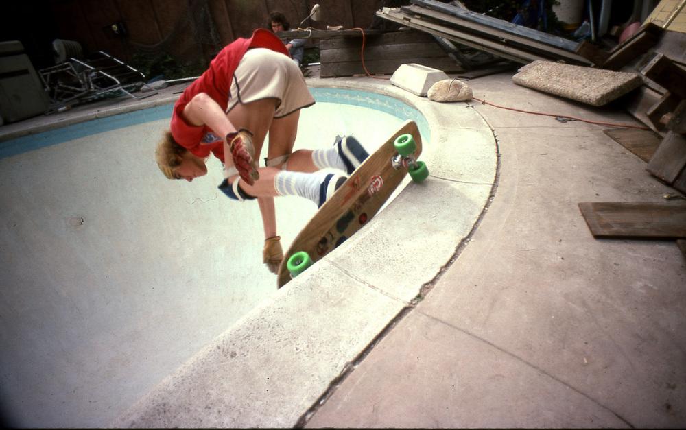 Garden Grove, CA. 1976