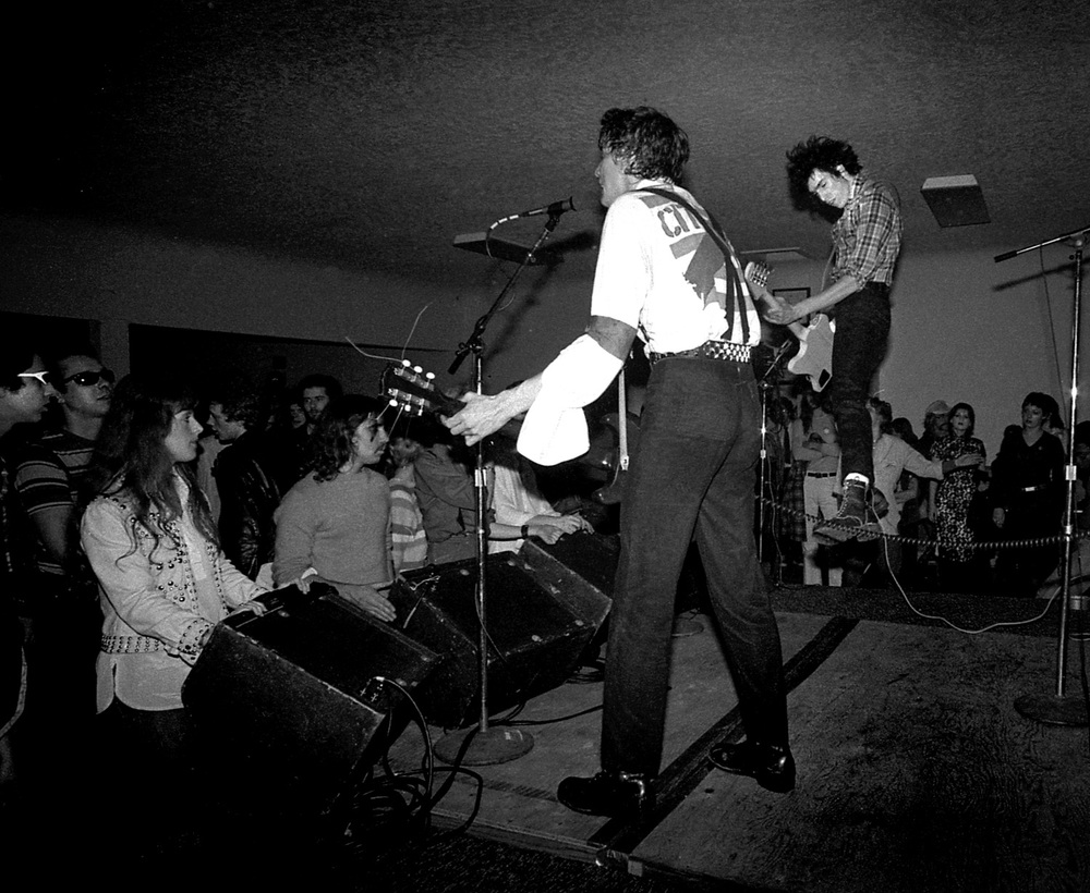 The Dils, Soquel CA, 1979
