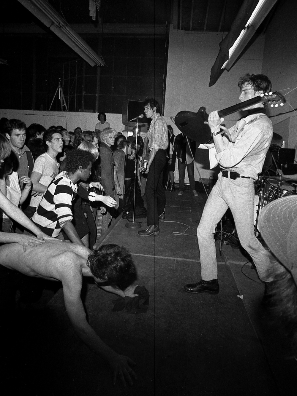 The Dils, San Francisco, CA, 1979