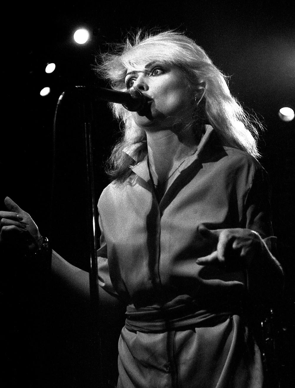 Blondie, Starwood, Hollywood, CA, 1978