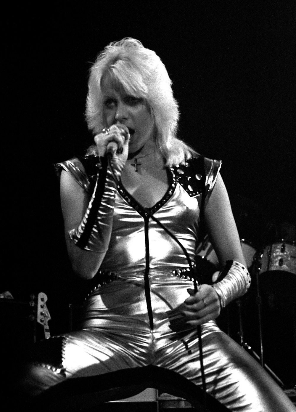 Cherie Currie, Whiskey A-Go-Go, Hollywood, CA, 1978
